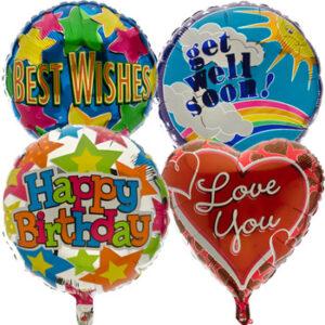 Add a Helium Balloon!